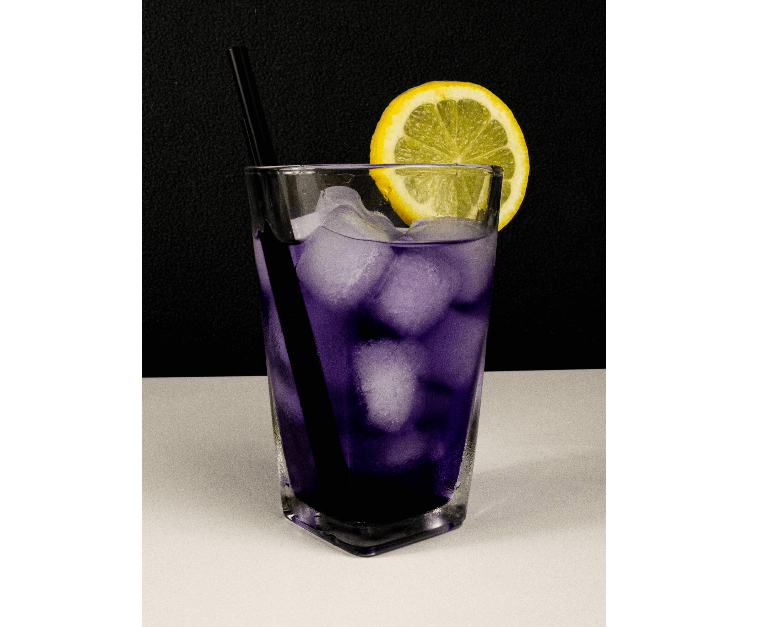 Romantischer Cocktail
